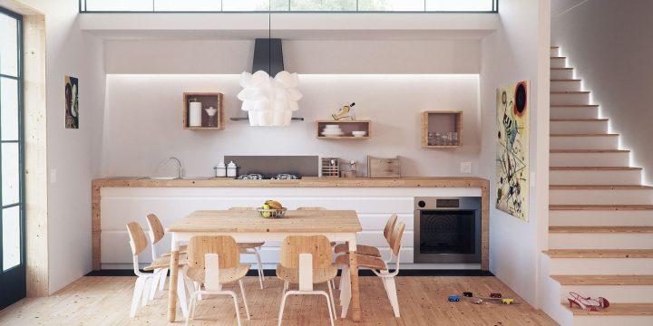 Decorative Kitchen
