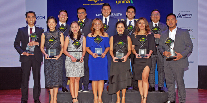 14TH MANSMITH YOUNG MARKET MASTERS AWARDEES REVEALED